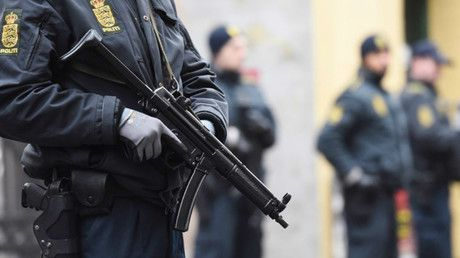 Man shot by Danish police after attacking patrolling officers with knife