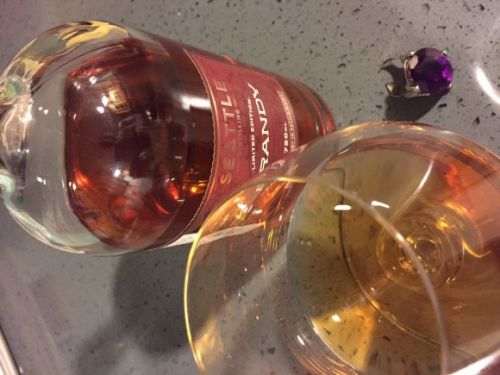 What I'm Drinking: Seattle Distilling Company Limited-EditionBrandy