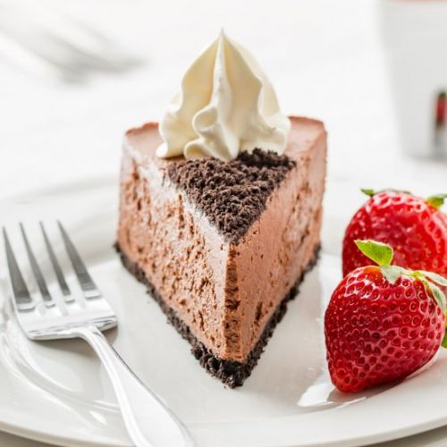NoBake Baileys Chocolate Cheesecake
