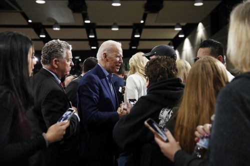 Biden says he is still confident heading into South Carolina