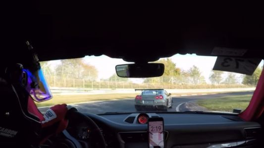 Yes, It Is Actually Possible to Get Banned from the Nürburgring for Having a Really Loud Car