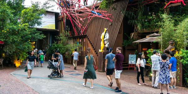 Nightlife, Arts and Endless Shopping: Why Shenzhen Should Be Next on Your Travel List