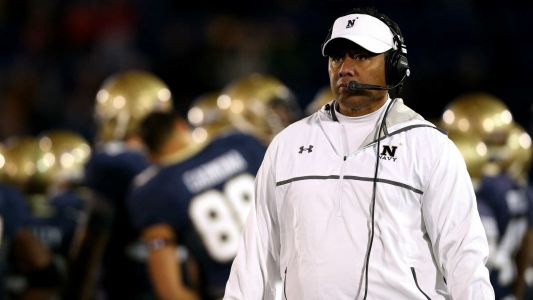 Football Coach Ken Niumatalolo confirms he's staying at Navy to attend to 'unfinished business'