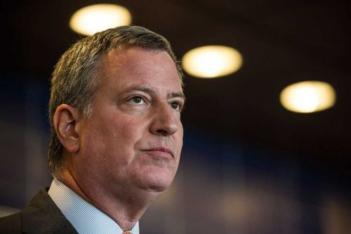 De Blasio drops out of 2020 presidential race