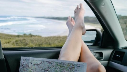 Trying to Get Out of Town? Here's How to Prepare Your Car For a Road Trip