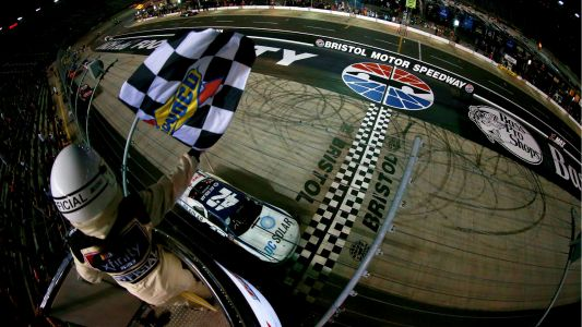 NASCAR at Bristol: Updates, highlights from the Bass Pro Shops NRA Night Race