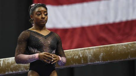 US gymnastics star Biles 'having hard time' processing brother's murder charges