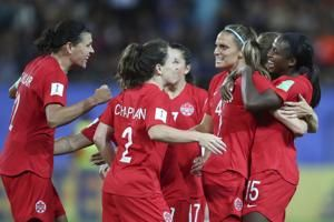 Canada advances with 2-0 victory over New Zealand