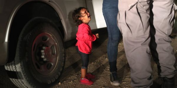 'This is who we are': The US has a history of putting families in cages, and it didn't start with Trump