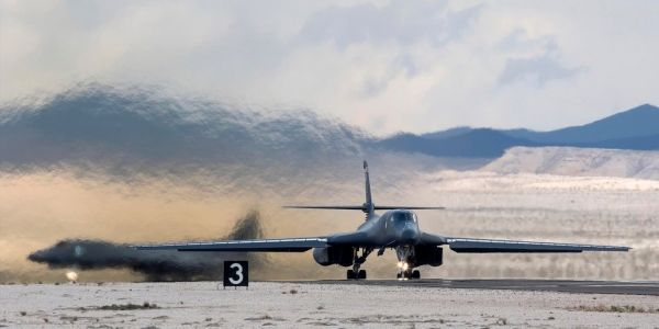 The B-1B bomber could become a close air support gunship with a proposed cannon upgrade