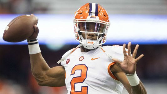 Kelly Bryant says he's leaving Clemson after losing starting QB job