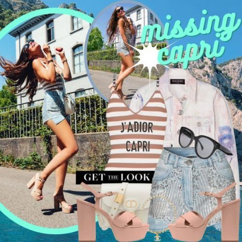 My Look: Missing Capri