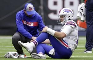 Bills name veteran QB Anderson to start in place of Allen