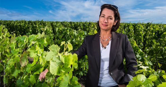 How DBR Winemaker Diane Flamand Is Making Bordeaux Wines More Approachable