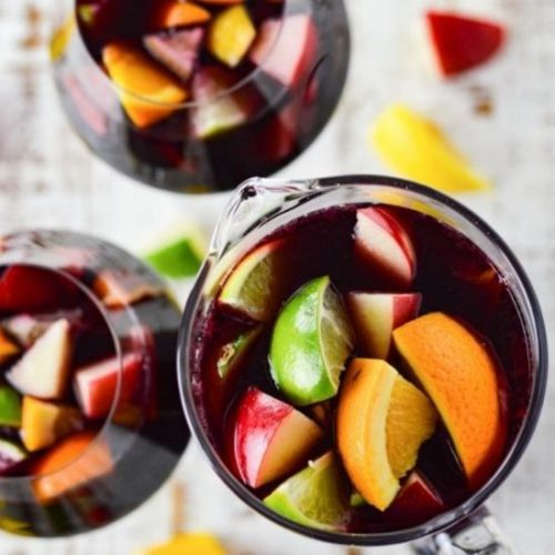 Red Wine SangriaDress up any happy