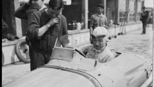 Anne-Cécile Itier and Her Bugatti Dominated the Early French Racing Scene