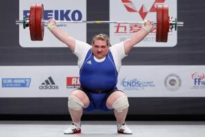 IOC lifts threat to remove weightlifting from Paris Olympics