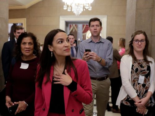 The AOC adviser behind the 'Every billionaire is a policy failure' slogan says there's a critical issue with depending on the richest people to fix the world's biggest problems