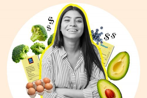 How a Woman in Delaware Spends $75 a Week on Whole30-Compliant Groceries