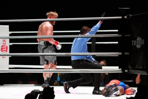 Concerns Raised After Jake Paul Defeats Nate Robinson