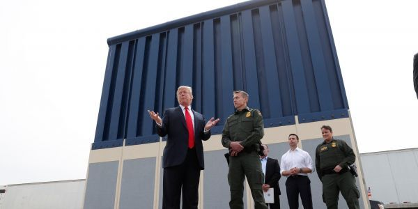 Trump says he's sending the military to guard the US-Mexico border, after days of raging against migrants