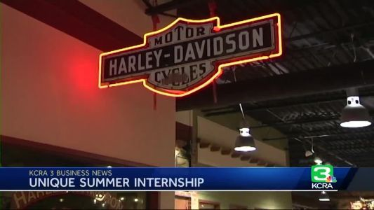 Business News: Harley-Davidson hiring paid interns to ride across the country