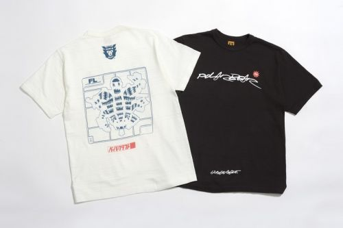 Futura Laboratories & HUMAN MADE Come Together on a T-Shirt Capsule