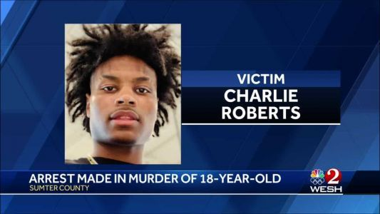 Arrest made in murder of 18-year-old in Sumter County