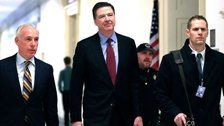 Read James Comey's Testimony To The House Oversight Committee