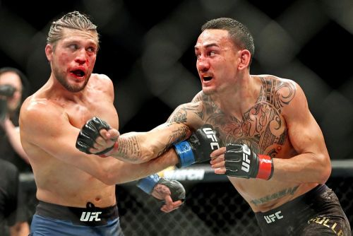 Brian Ortega agrees with doctor stoppage at UFC 231, but 'was willing to die in there'