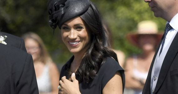 Meghan Markle Wows on Her 37th Birthday at Prince Harry's Childhood Friend's Wedding - See the Pics!