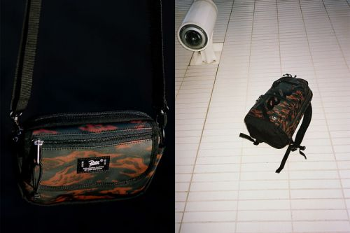 Patta's Utilizes Elevated Camo Pattern for FW18 Bag Collection