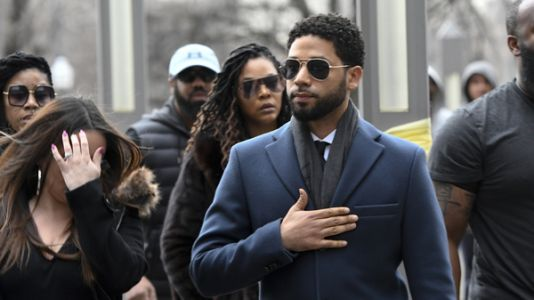 Jussie Smollett Pleads Not Guilty To Charges He Faked Brutal Attack Against Himself