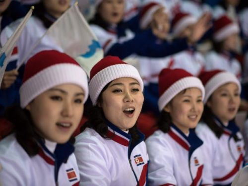 To avoid defection, North Korea Olympic athletes kept under 24 hour guard, including pee breaks