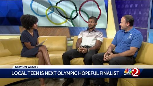 Local weightlifter competing to become Next Olympic Hopeful