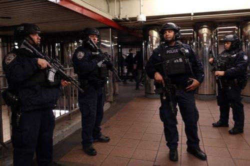 NYC subway bomb suspect charged with supporting terrorism