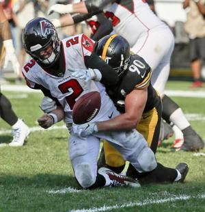 Steelers' Watt among several fined by NFL for QB hits
