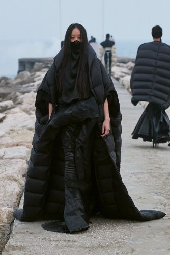 Rick Owens: Ready-to-wear AW21