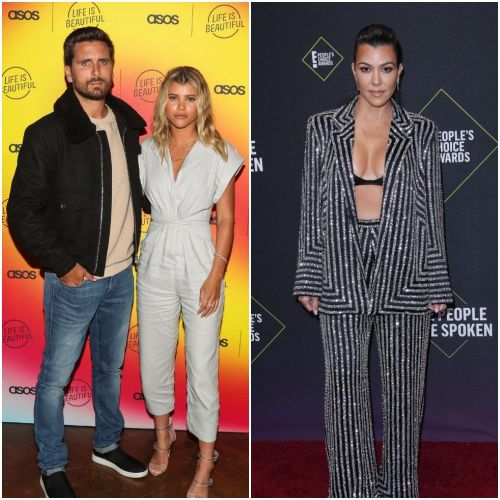Scott Disick Is 'Leaning' on Ex Kourtney Kardashian 'for Support' Amid Sofia Richie Break