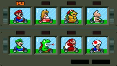 What's your favorite Mario Kart track?