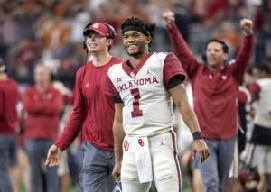 The Latest: AP top player Murray adds O'Brien; Tua wins Camp