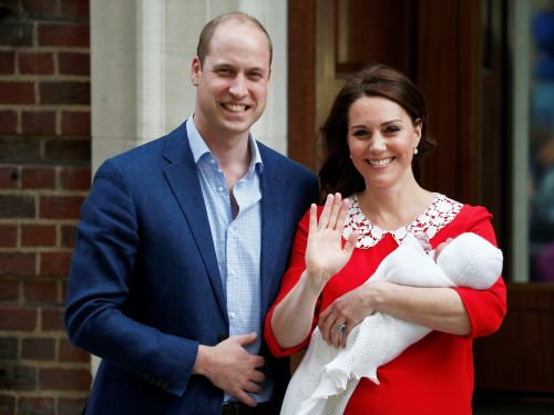 Prince Louis' christening will feature 3 important royal traditions