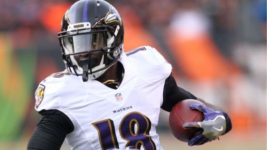 NFL free agency rumors: Redskins sign former Ravens WR Breshad Perriman, work out QB Paxton Lynch