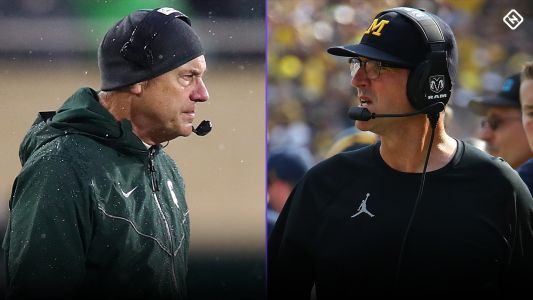 Michigan vs. Michigan State: Score, updates, highlights from battle for Paul Bunyan Trophy