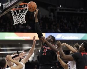 Rutgers rallies for 59-56 win over Northwestern