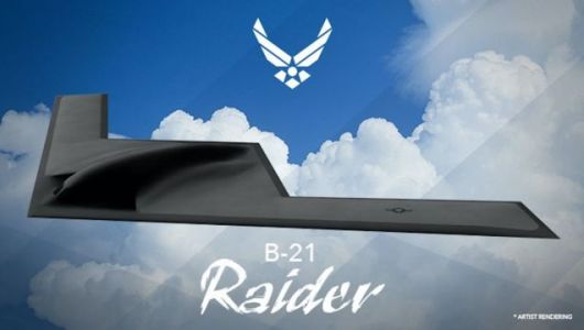 The Air Force Has Started Building the First B-21 Bomber, Which You Haven't Even Seen Yet