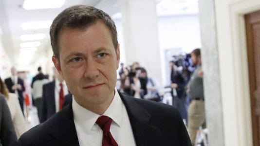 Embattled FBI Agent Strzok Due On Hill For Another Grilling, This Time In Public