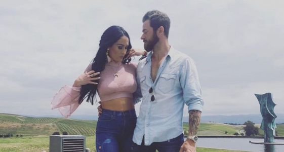Nikki Bella Shares New Photos With Artem Chigvintsev After An 'Incredible Week' In Napa Valley