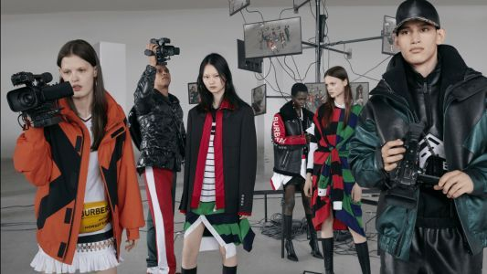 Burberry's Fall 2019 Campaign Celebrates the Importance of Self-Expression and Identity