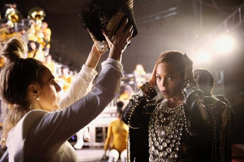 The celebration of collective creativity in Beyoncé's Homecoming